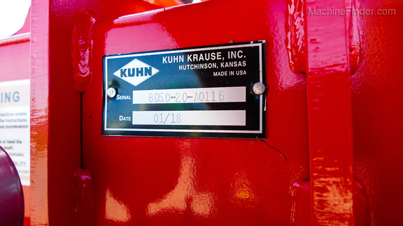 2018 Krause 8050-20 Interceptor High Speed Tillage System-17