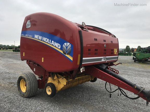 2015 New Holland Rollbelt 550