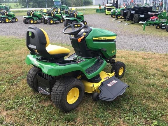 2016 John Deere X350 Lawn Amp Garden Tractors Middleton Ns