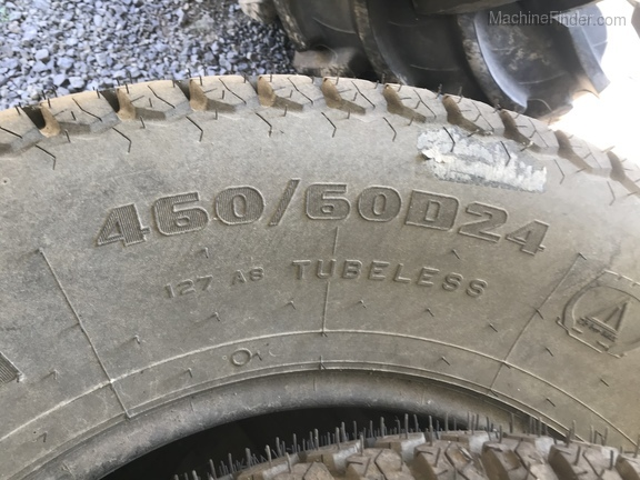 John Deere SET OF R3 TURF TIRES Image 9
