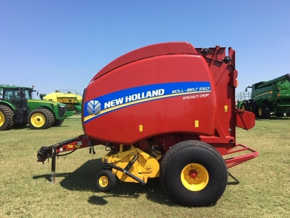 2016 New Holland Rollbelt 560 Image 2