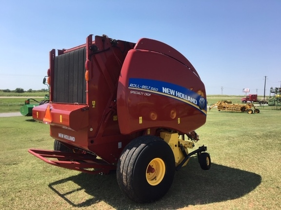 2016 New Holland Rollbelt 560 Image 6