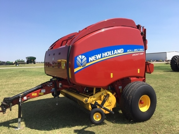2016 New Holland Rollbelt 560 Image 8