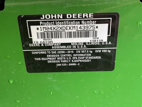 2019 John Deere TX 4X2-5