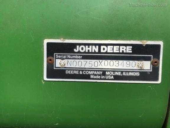 Photo of 1992 John Deere 750