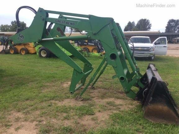 Great Bend 870 LOADER