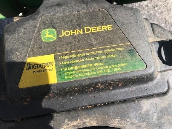 Photo of 2015 John Deere X304