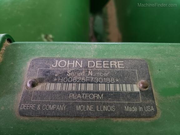 Photo of 2009 John Deere 625F
