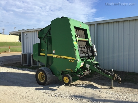 2008 John Deere 468 Silage Special Image 2