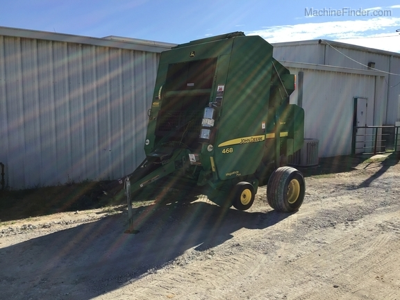 2008 John Deere 468 Silage Special Image 4