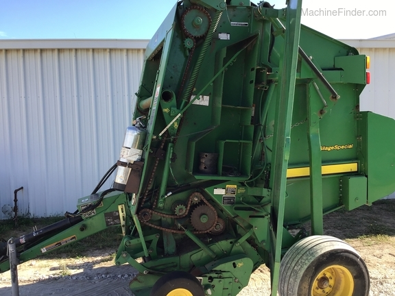 2008 John Deere 468 Silage Special Image 5