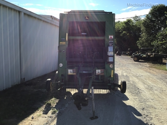2008 John Deere 468 Silage Special Image 7
