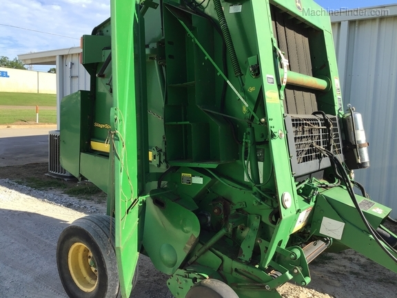 2008 John Deere 468 Silage Special Image 11