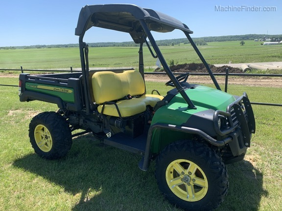 2014 John Deere XUV 825i Power Steering Image 1