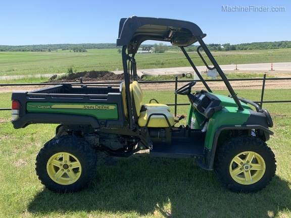 2014 John Deere XUV 825i Power Steering Image 2