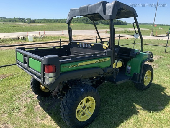 2014 John Deere XUV 825i Power Steering Image 4