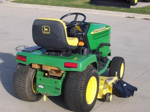 1997 John Deere 345 48 Quot Cut Lawn Amp Garden Tractors