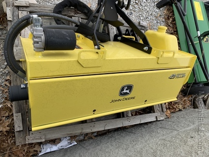 John Deere 42 In Hydraulic Tiller - Attachments for Lawn