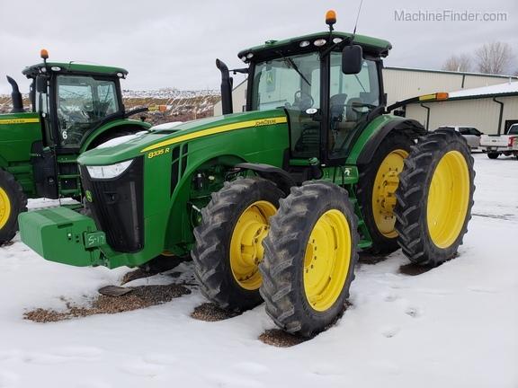 2011 John Deere 8335R