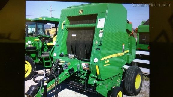 2017 John Deere 459 - Round Balers - Leighton, AL