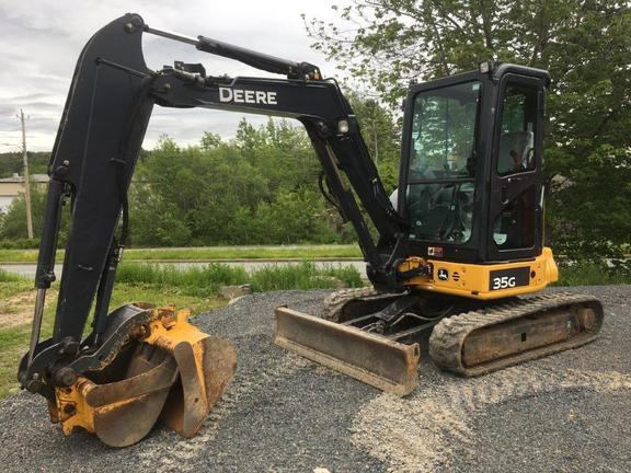 John Deere 35 Series Excavators for Sale | CEG