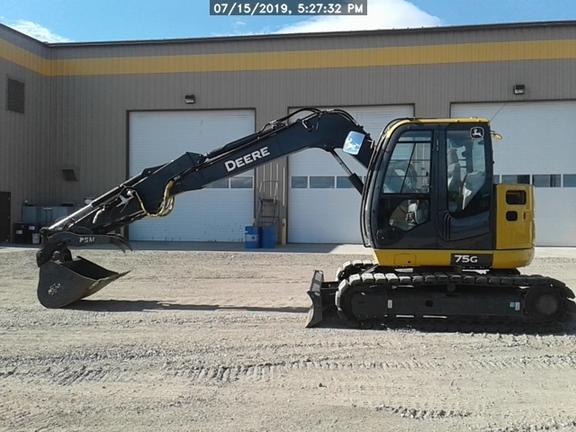 John Deere 75G Excavators for Sale | CEG