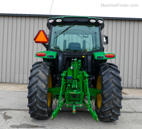 2016 John Deere 6110R-3