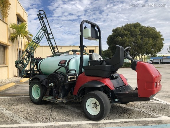 Pre-Owned Toro Multi Pro 1750 in Boynton Beach, FL Photo 4