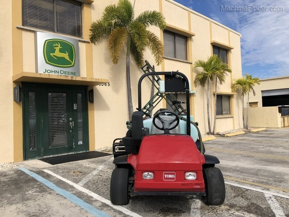 Pre-Owned Toro Multi Pro 1750 in Boynton Beach, FL Photo 5