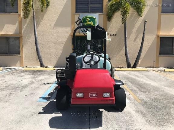 Pre-Owned Toro Multi Pro 1750 in Boynton Beach, FL Photo 5