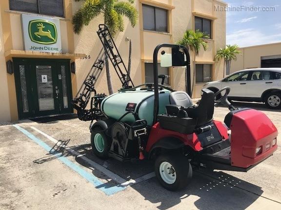 Pre-Owned Toro Multi Pro 1750 in Boynton Beach, FL Photo 4