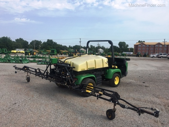 2009 John Deere 2020A ProGator with HD200