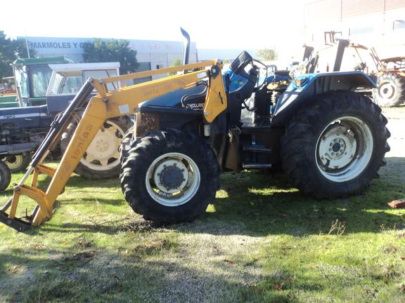 New Holland TS-100 4RM