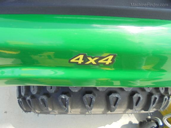 John Deere X758
