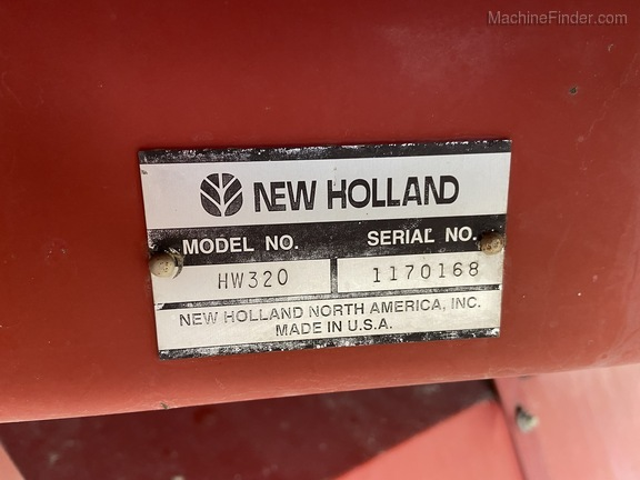 New Holland HW320 Image 11