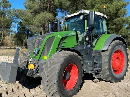 Fendt PROFI PLUS 824
