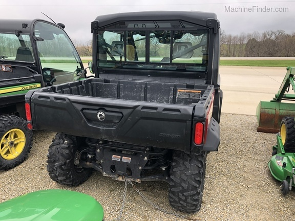 2016 Can-Am Defender XT-Cab HD10