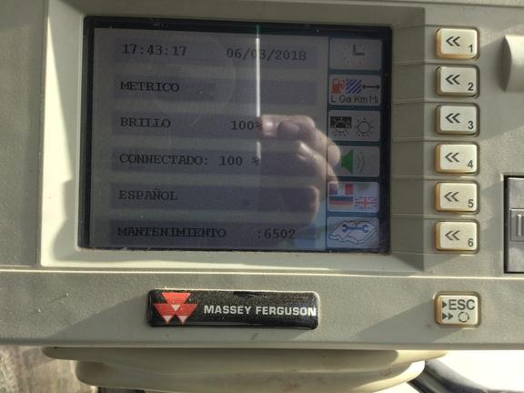 Massey - Ferguson 6465