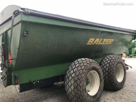 2005 Balzer 1200 - Grain Carts - Mattoon, IL