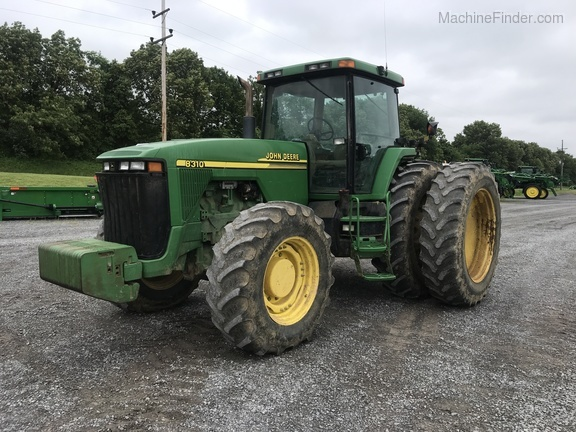Photo of 2000 John Deere 8310