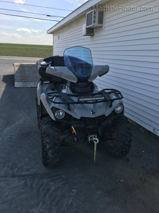 2015 Can-Am OUTLANDRE L500 DPS