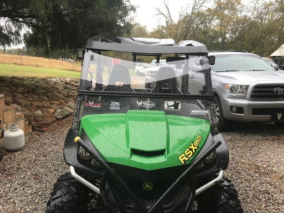 Photo of 2013 John Deere RSX 850I