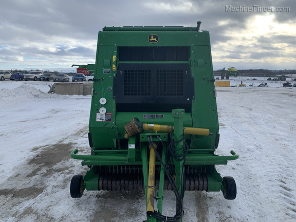 2010 John Deere 854 Silage Special Image 6