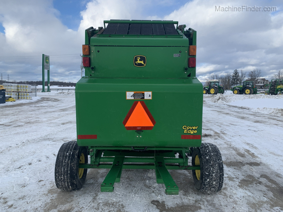 2010 John Deere 854 Silage Special Image 5