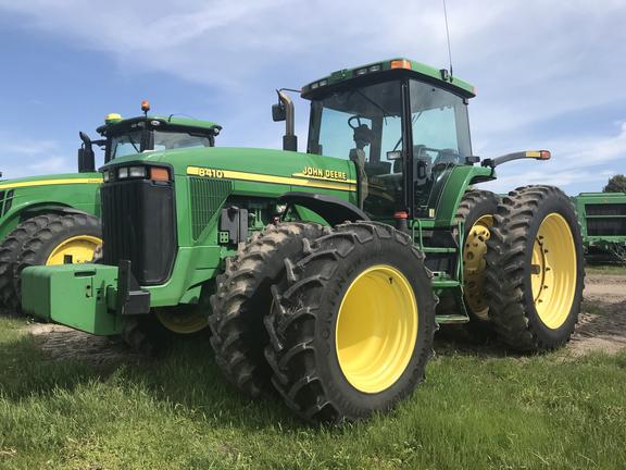 2001 John Deere 8410 - Row Crop Tractors - John Deere ...