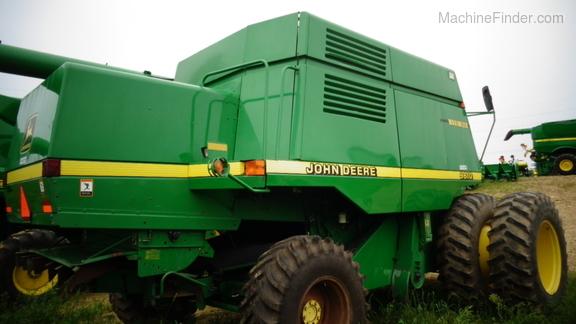 John Deere 9610