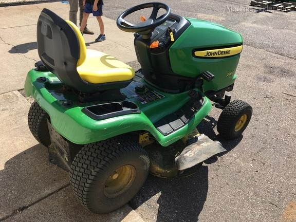 2010 john deere x300  lawn  garden tractors  columbus mn
