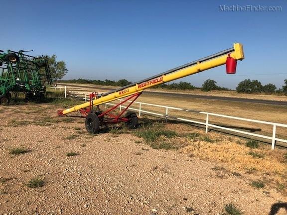 Westfield WR 80-31 - Grain Augers - Stamford, TX