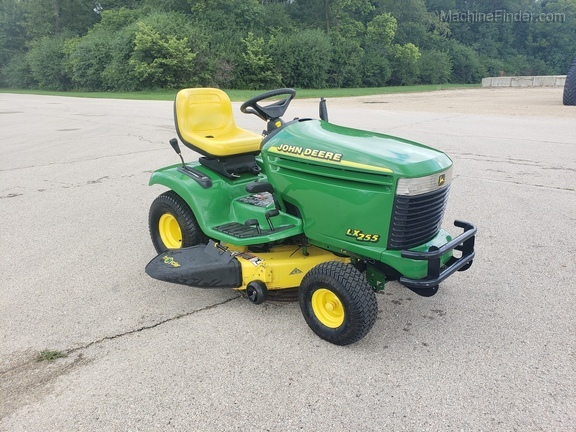 2000 John Deere LX255 - Lawn & Garden Tractors - John Deere MachineFinder
