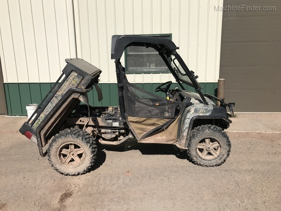 2015 John Deere XUV 825i Power Steering Image 2